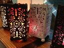 特別価格!! HUG オリジナル アイアンテーブルランプ ライト・照明 テーブルランプ・紙ランプ・ランタン テーブルランプ