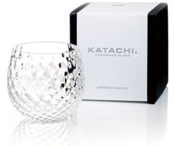Pine virtue glass KATACHI Q-01 lattice and others glass glass