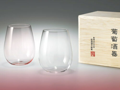 10% Off Shotoku glass light beam glass wine with Bordeaux red and white 2 p Western with wine and other