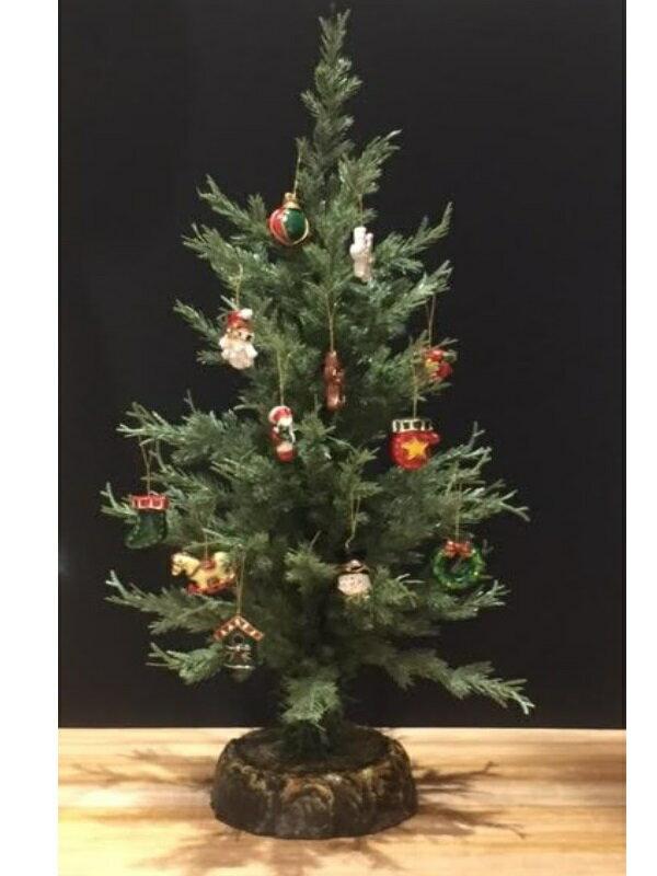HUGセレクトクリスマスオーナメントサイプレステーブルツリー62cm7003おもちゃ・ホビー・ゲーム