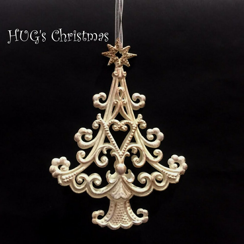 HUGセレクトクリスマスオーナメントツリー型オーナメント6152パーティー・イベント用品クリスマス用