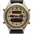 セイコー ワールドタイム H021-8040 デジアナ クォーツ アラーム 腕時計 SEIKO メンズ 【中古】