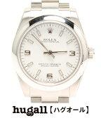 ロレックス オイスターパーペチュアル 177200 自動巻き 腕時計 ROLEX レディース 【中古】