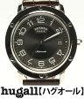 美品 エルメス クリッパー CP2.810 □N刻 自動巻き ブラック文字盤 腕時計 メンズ 【中古】