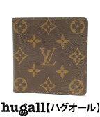 ルイヴィトン モノグラム ヴィンテージ 二つ折り財布 Louis Vuitton レディース 【中古】