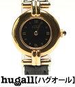 カルティエ マストコリゼ ヴェルメイユ 590002 クォーツ ブラック文字盤 腕時計 Cartier レディース 【中古】