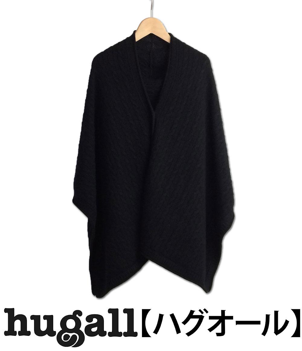 ジョンストンズ カシミヤ ポンチョ Johnstons レディース 【中古】