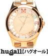マークバイマークジェイコブス ヘンリー スケルトン MBM3264 SS クォーツ ゴールド文字盤 腕時計 MARC by MARCJACOBS メンズ 【中古】