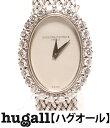 ヴァシュロンコンスタンタン オーバル K18 ダイヤベゼル 手巻き 腕時計 Vacheron Constantin レディース 【中古】