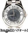 マークバイマークジェイコブス ヘンリー スケルトン MBM3205 クォーツ 腕時計 ユニセックス 【中古】