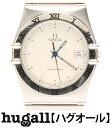 オメガ コンステレーション デイト クォーツ シルバー文字盤 腕時計 OMEGA メンズ 【中古】