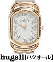 エルメス ラリー クオーツ ホワイト文字盤 腕時計 HERMES レディース 【中古】