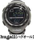 スント ベクター カーキ クオーツ デジタル 腕時計 SUUNTO メンズ 【中古】