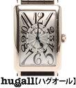 フランクミュラー ロングアイランド 952QZ クオーツ シルバー文字盤 腕時計 FRANCK MULLER メンズ 【中古】