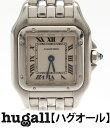 カルティエ パンテールSM 1320 クオーツ ホワイト文字盤 腕時計 Cartier レディース 【中古】