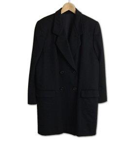 佳麗寶SIZE 42(L)羊絨雙大衣kanebo女士