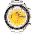 オメガ スピードマスター シューマッハモデル 3510.12 クロノグラフ SS 自動巻き 腕時計 OMEGA メンズ 【中古】