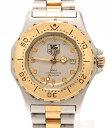 タグホイヤー プロフェッショナル3000 934215 コンビ SS クォーツ 腕時計 TAG Heuer レディース 【中古】