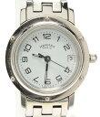 エルメス クリッパー CL4.210 SS クォーツ 腕時計 HERMES レディース 【中古】