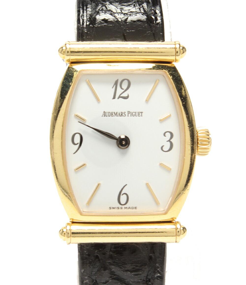 オーデマピゲ カーネギー 66910BA  クオーツ 腕時計 ホワイト AUDEMARS PIGUET メンズ【】 5/17 11:59までポイント10倍!【送料無料】【ショップオブザイヤー2016受賞】