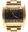 セイコー 7N32-0CE0 クオーツ GLX 腕時計 ブラック SEIKO メンズ【中古】