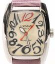 【中古】ロックマン 腕時計 488N クォーツ LOCMAN レディース