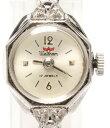 【4/5限定ポイント10倍】【中古】ウォルサム 腕時計 手動巻き レディース WALTHAM