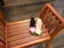 【HUGオリジナル】 チーク Single Bench(シングルベンチ)