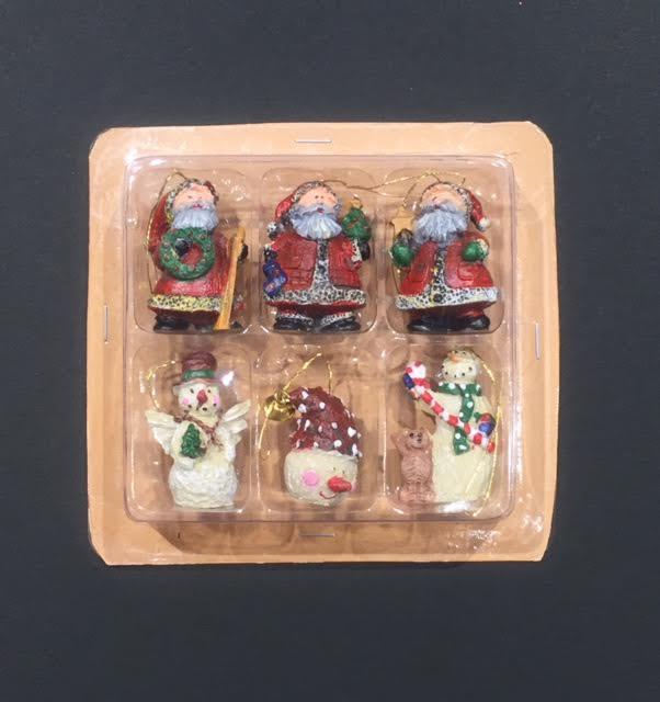 HUGLuxeセレクトクリスマスクリスマスミニオーナメント5805おもちゃ・ホビー・ゲームパーティー