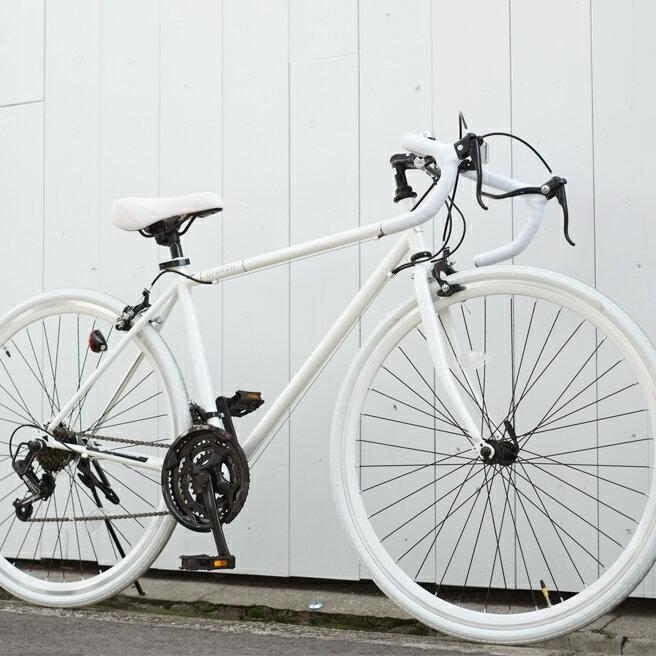 自転車の 自転車 ロードバイク おすすめ : ロードバイクGrandirSensitive21段 ...