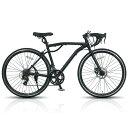 ロードバイク Drohung (ドロファン) BAR-700-BK [直送品]【02P27May16 P14Nov15】