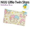 NUU My Little Twin Stars(リトルツインスターズ キキララ) 2016年4月 NEWバージョン 【ヌー ヌウ ケース 小物入れ ペンポーチ コスメポーチ p+gdesign レディース 】 [M便 1/2]【10P27May16 P14Nov15】