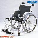◆3,000円オフクーポン配布!◆車椅子【日進医療器 バラ