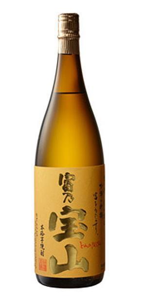 富乃宝山 芋焼酎 25度1800ml