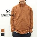 snow peak スノーピーク ジャケット(ユニセックス) 2L Octa Jacket SW-19AU001