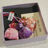 京都のお土産・贈り物匂い袋 3個箱入りパック