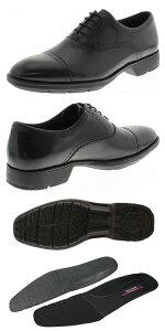 アシックスビジネスシューズテクシーリュクス[texcyluxe](ビジネスシューズアシックス)本革ビジネスシューズメンズ靴/TU-7774[asicsビジネス/靴/紳士靴/メンズ/レザー/天然皮革/スムース/消臭/防臭/軽量/ブラック/黒/28cm]【あす楽】