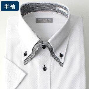 デザイン ワイシャツ ヒューズ ビジネス ドゥエボットーニ クールビズ