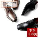 大きいサイズ 29cm デジーノ革靴 [ designoビジネスシューズ ]( designo 革靴 デジーノ ビジネスシューズ ) 男性用 メンズ 紳士靴革靴/DE-50 [日本製 ビジネスシューズ 神戸 シューズ 革靴 歩きやすい 大きいサイズ 28cm 29cm]