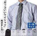【カッコいいワイシャツ始めました】形態安定 ドレスシャツ長袖 Yシャツ メンズ シャツ [標準/スタ
