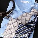 ワイシャツ コーディネート4点セット ネクタイ 男性