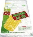 【0681】ペール用ゴミ袋70L半透明10P NEW