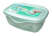 イノマタ化学 除菌シートケースミントグリーン 100円ショップ