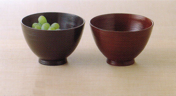 It is 10P02jun13 10P01Sep13 (juice porcelain bowl, porcelain bowl) in natural wooden mark of brushing bowl wooden bowl (bowl wooden bowl) Negoro, the beginning