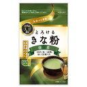 タクセイ:驚きの食感「とろけるきな粉 抹茶 60g×4個」...