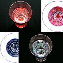 天野漆器:杯[クリスタル] 石垣(貝入) 朱/黒 ※色をお選びください。
