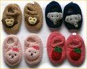 暖かソックス 靴下 ブーティ ルームシューズ ルームソックス 練習シューズ 日本製=出産祝いやギフトにもどうぞ