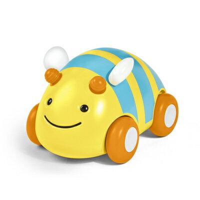 自動車のおもちゃスキップホップアニマル・プル&ゴーカーズ自動車おもちゃおもちゃトイ自動車車チョロQベ