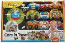 【カーズインタウン】車のおもちゃ 知育玩具 ケーズ