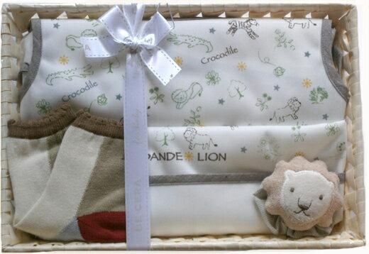 オーガニックコットン 出産祝いギフト 男の子 ベ...の商品画像